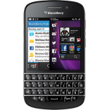 Blackberry Q10 phone - unlock code