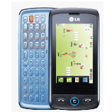 How to SIM unlock LG GW520 phone