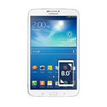 Unlock Samsung Galaxy Tab 3 8.0 phone - unlock codes