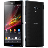 Unlock Sony Xperia ZL phone - unlock codes